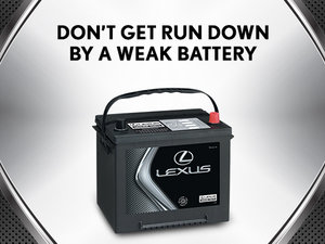 Free Inspection and battery starting at $131,95