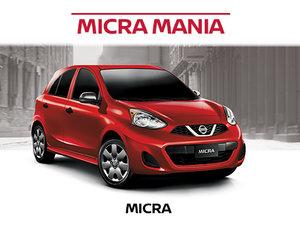 Nissan Micra neuf en promotion à Montréal