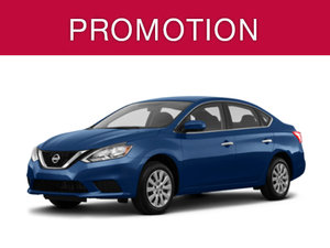 New Nissan Sentra Deals in Montreal