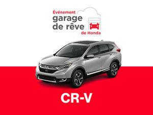 Honda CR-V neuf en promotion à Montréal