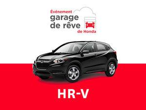 Honda HR-V neuf en promotion à Montréal