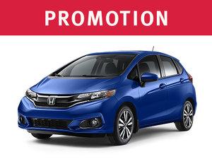 Honda Fit neuf en promotion à Montréal