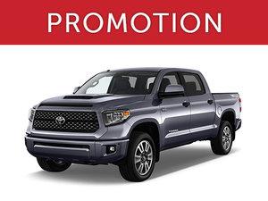 Toyota Tundra neuf en promotion à Montréal