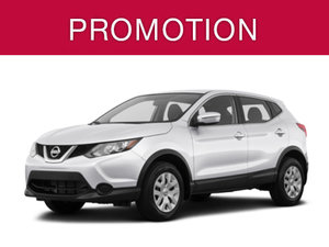 New Nissan Qashqai Deals in Montreal