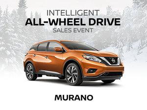 New Nissan Murano Deals in Montreal