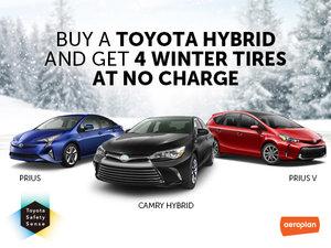 Toyota Hybrid Promotion