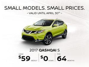 2017 Nissan Qashqai Liquidation