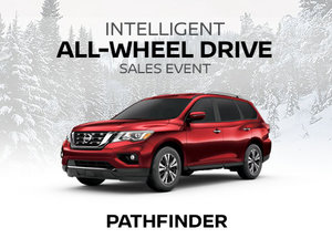 New Nissan Pathfinder Deals in Montreal