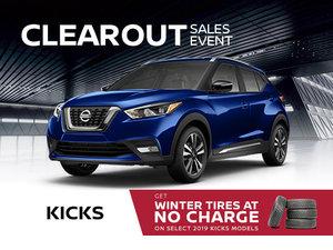 Nissan Kicks deals in Montreal