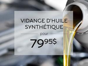 Profitez des performances de l'huile synthétique pour votre Infiniti