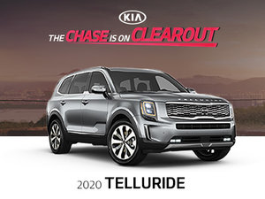 New Kia Telluride deals in Montreal
