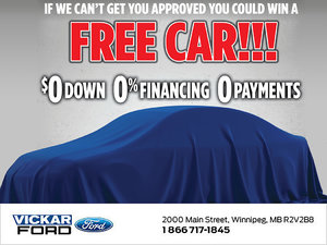 Ford Win a Free Car!