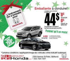 Événement Honda 400x350