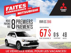 Mitsubishi RVR ES 2016