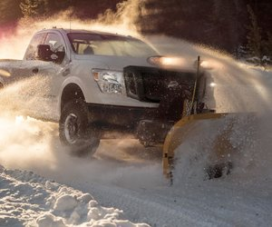 Nissan Titan offered with all-new Snow Plow package