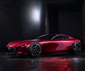 Mazda dévoile son prototype RX-VISION