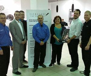 99% pour la certification Signature Hyundai!