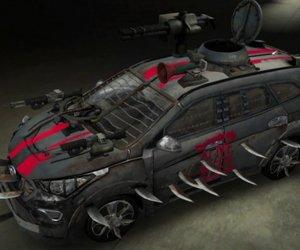 Des voitures anti-zombies signées Hyundai!