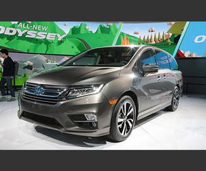 Nouvelle Honda Odyssey 2018 : tellement parfaite pour les familles!