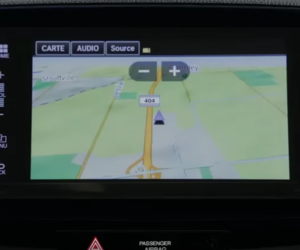 Système de navigation Honda : mode d'emploi