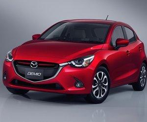 La production de la nouvelle Mazda2 est commencée!