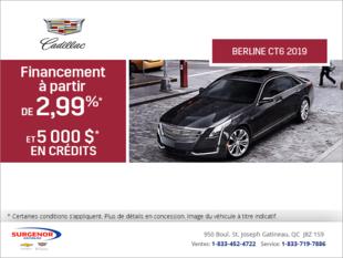 Cadillac CT6 2019