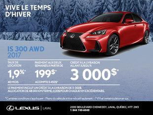 Lexus IS 2017 en rabais