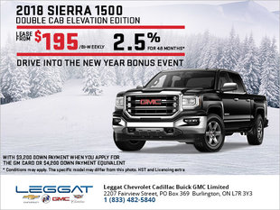 Save on the 2018 GMC Sierra 1500