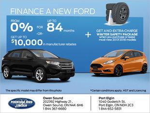 November Ford Event