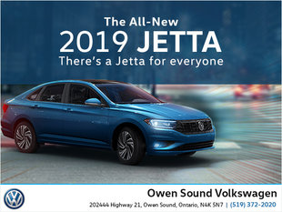 Get the 2019 Jetta Now!