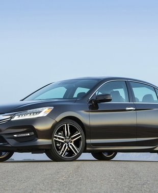 2016 Honda Accord: So Much Win