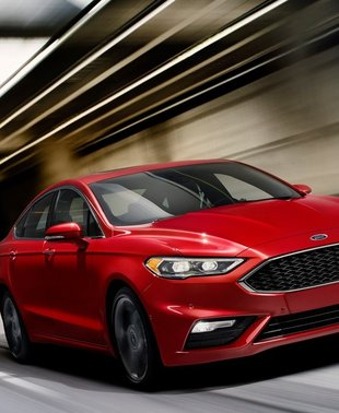 2017 Ford Fusion: Updated in all the right ways