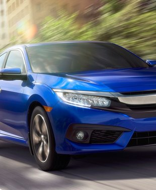 The New 2016 Honda Civic Has Arrived in Yarmouth