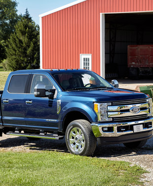 The 2017 Ford F-Series Super Duty Is Coming to Middleton, Nova Scotia