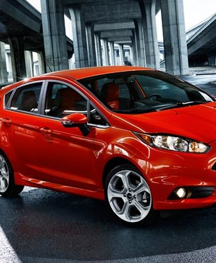 2014 Ford Fiesta Hatchback – A stylish, sporty and dynamic little subcompact