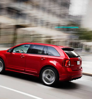 2014 Ford Edge – Versatility, convenience, and practicality has its perks