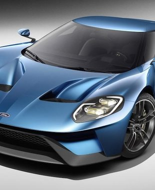 The Spectacular Ford GT