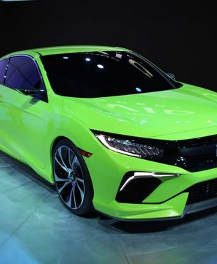 Surprise! All-new 10th generation Honda Civic debuts in New York
