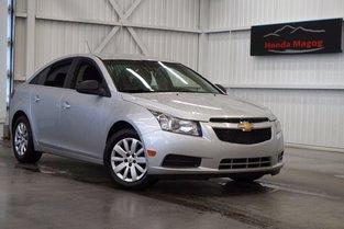 Chevrolet Cruze LS w/1SA 2011