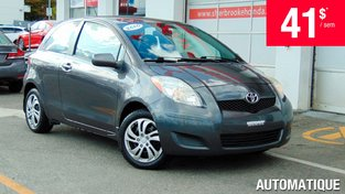 Toyota Yaris CE 2010