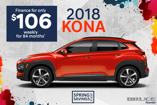 All-New 2018 KONA