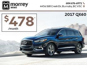 2017 QX60