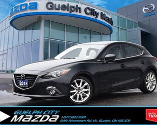 2015 Mazda Mazda3 Sport GT-SKY FLOOR LINERS CARGO TRAY