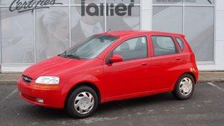 Chevrolet Aveo LS 2004 INSPECTÉ
