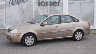 Chevrolet Optra  2004 INSPECTÉ