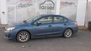 Subaru Impreza  2012 INSPECTÉ