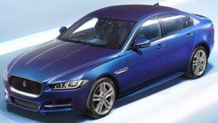 2017 Jaguar XE R-Sport