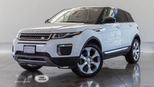 2016 Land Rover Range Rover Evoque HSE