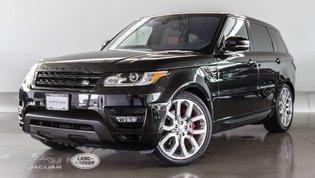 2017 Land Rover Range Rover Sport V8 Supercharged