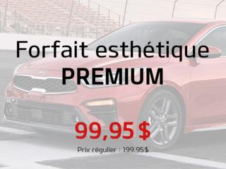 Promotion forfait esthétique PREMIUM